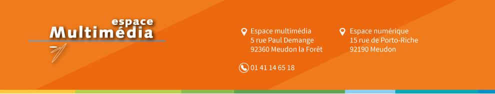 Multimédia Meudon logo